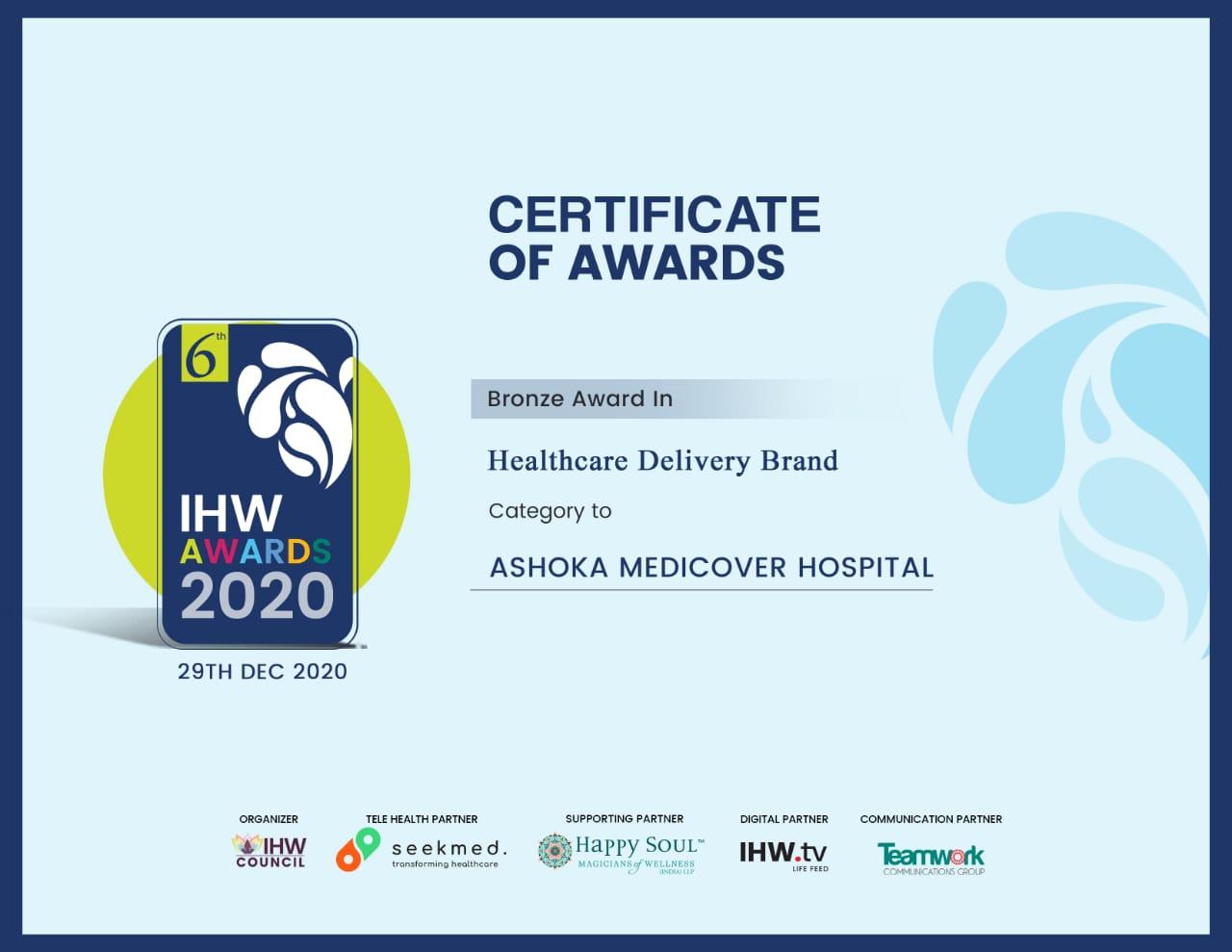 Ashoka Medicover Awards
