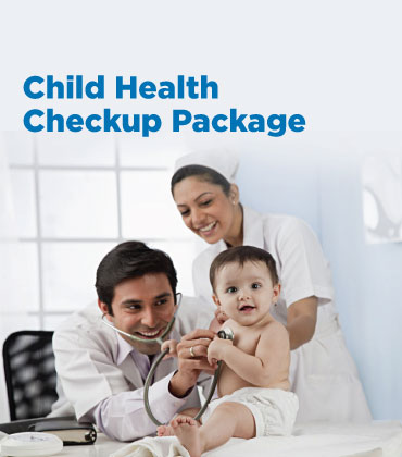 Child Health Checkup Package
