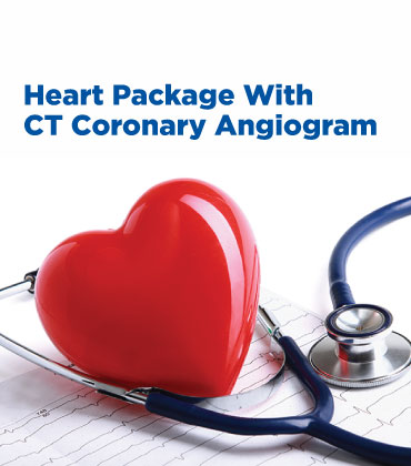Heart Package With CT Coronary Angiogram