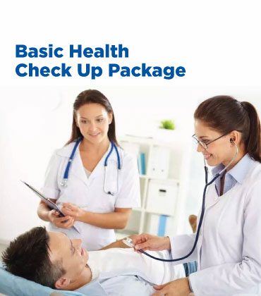 Basic Health Checkup Package