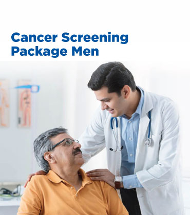 Cancer Screenig Package Men