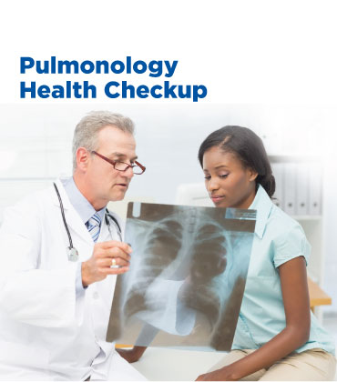 Pulmonology Health Checkup Package