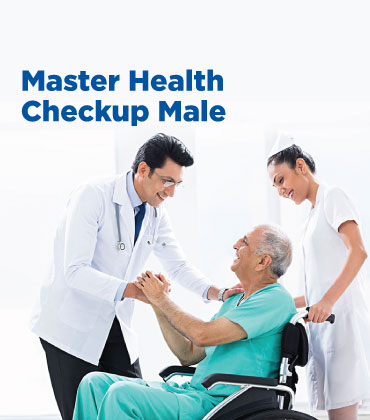 Master Health Check Up - Male