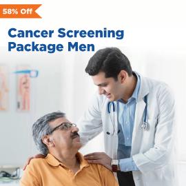 Cancer Screening Package Men